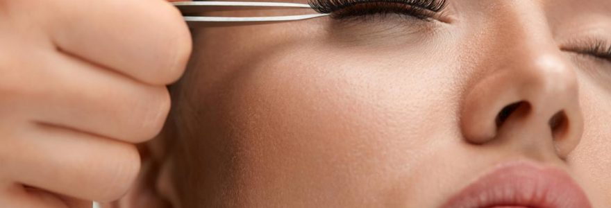 Wedding preparation: create a glamorous look using eyelash extensions products